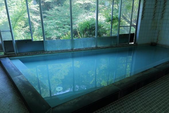 【基本会席】おまかせ月替わり料理とpH9.9アルカリ美肌温泉に癒される休日