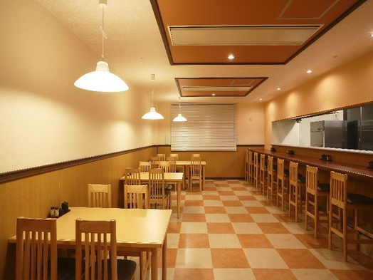 夕食はシンプルに日替わり定食&朝食付きプラン 【全館Wi-Fi 利用OK】