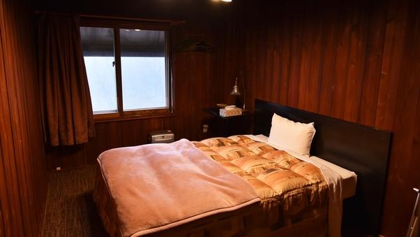 【禁煙】ダブルベッドでのんびり♪ワンベッドルーム