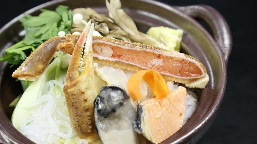 *【夕食例】和食、洋食のメニューがございます。