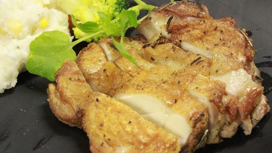 *【夕食例】レストランにてお楽しみ下さい。