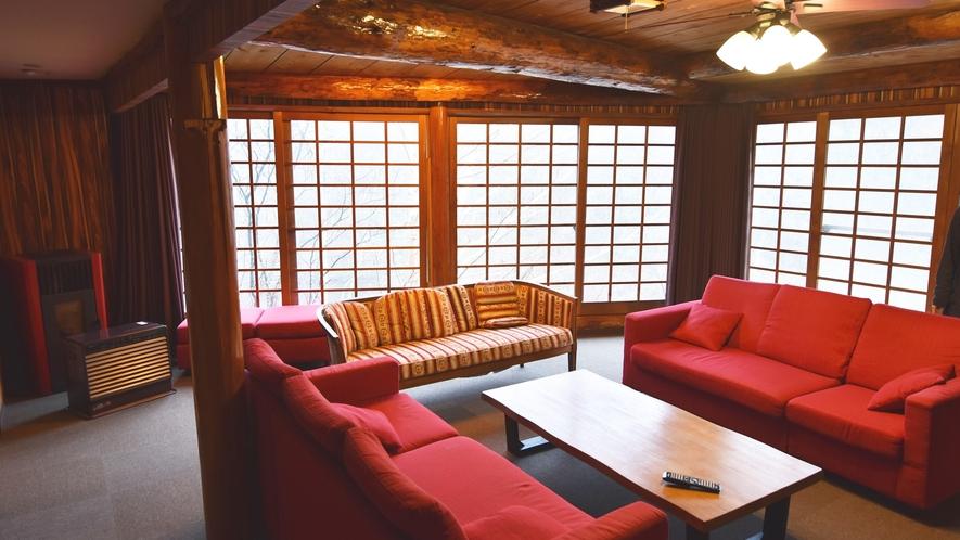 *【客室例】グループルーム(5~11名) お部屋からは大自然に囲まれた景色を眺める事が出来ます♪