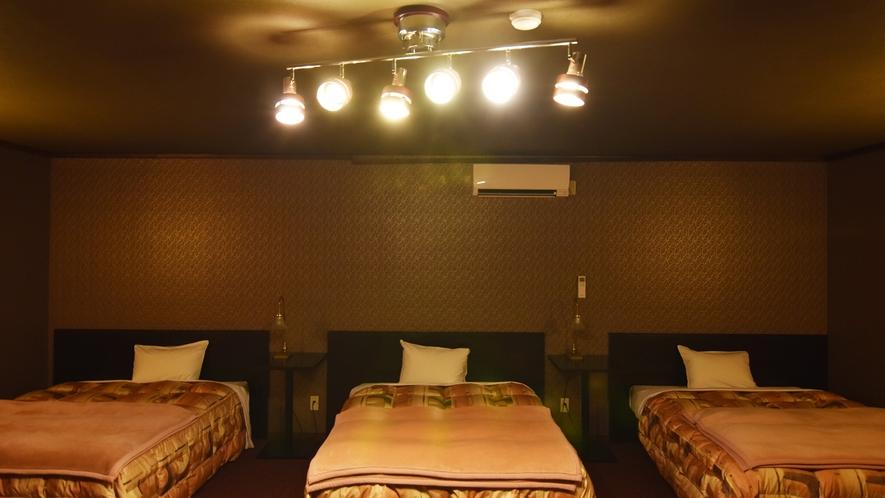 *【客室例】グループルーム(4~8名) 昼間はおもいっきり遊び、夜はゆっくり寛いで下さい