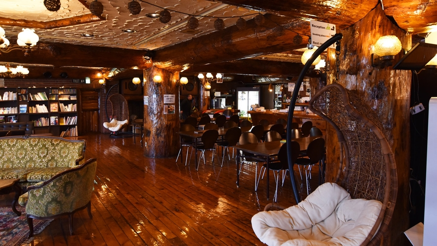 *【館内】モダンな雰囲気の館内。レストランも併設されてますので是非御利用ください。