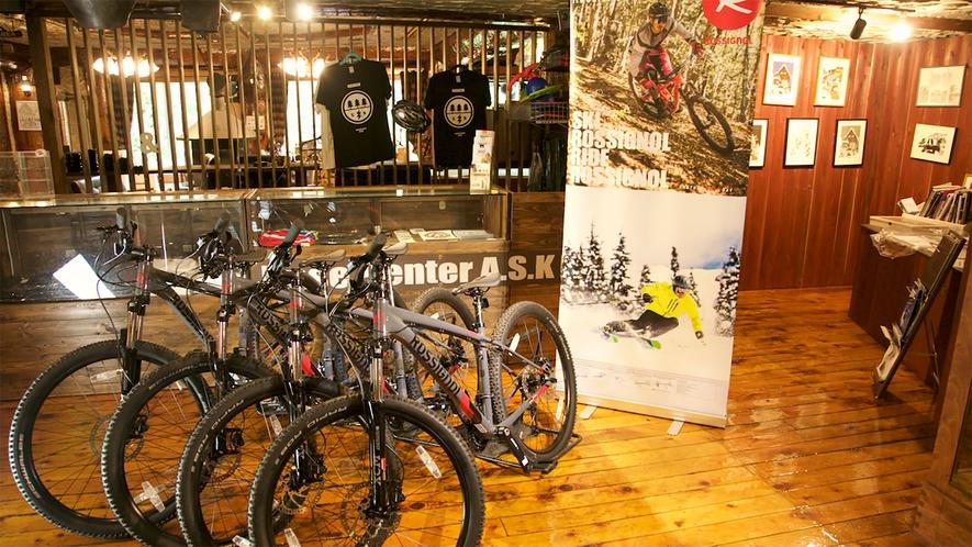 *【レンタサイクル】ロシニョールマウンテンバイクで蔵王の雄大な自然を駆け抜けよう!