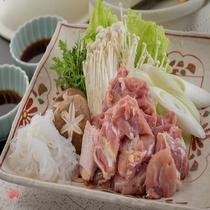 会津地鶏の水炊き