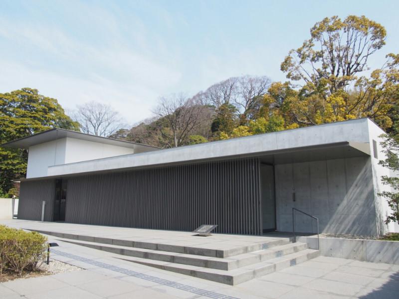 ■観光 鈴木大拙館