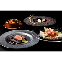 TABLE 9 TOKYO「TOKYO FUSION DINING」ディナーイメージ