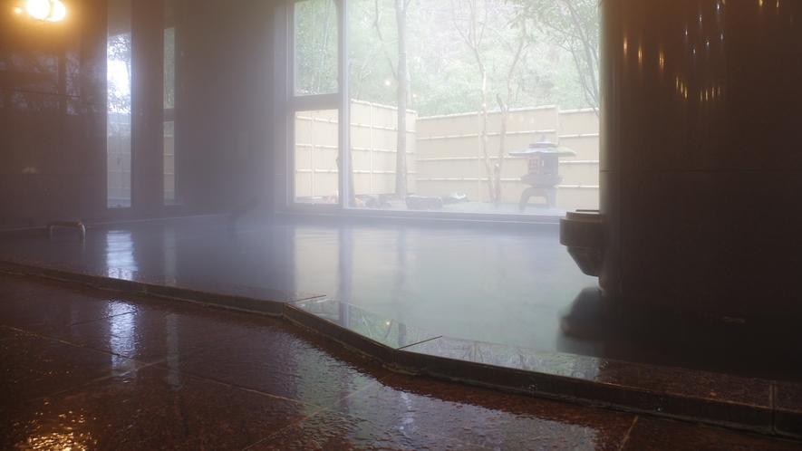 *【大浴場】24時まで入浴OK!男女共に気泡浴や打たせ湯、サウナを完備しております。