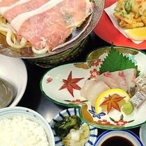 *レストランで食べる・愛媛産、広島産にこだわった「こもがくし膳