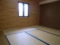 38. 和室に布団を並べてゆっくりお休みいただけます。【〜4名様:しゃくなげ16号館】