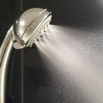 全客室ミストシャワーヘッド採用