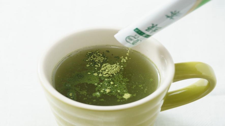 抹茶の風味がギュッとつまったオーガニック緑茶でホッとひといき