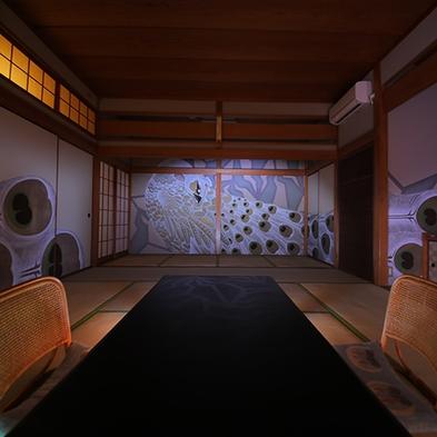 『 どうごや〜とBAKIBAKI x MON 』 アートルームに泊まろう!★禁煙