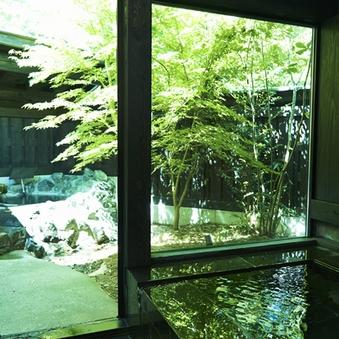 離れ個室〜はなしのぶ〜【和洋室】本格五右衛門風呂・内湯