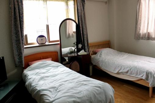 素泊まりお値打ちプラン 洋室4人部屋