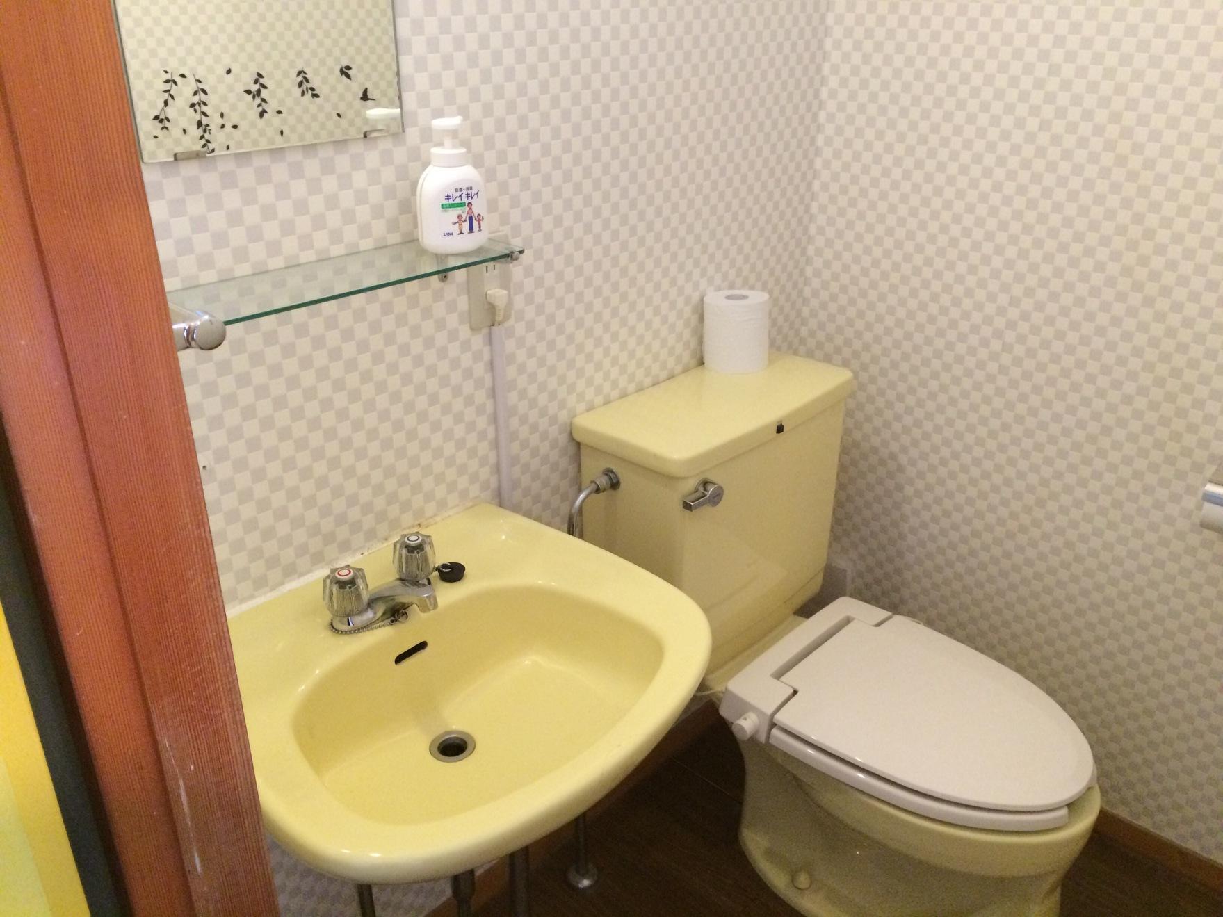 お部屋の洗面