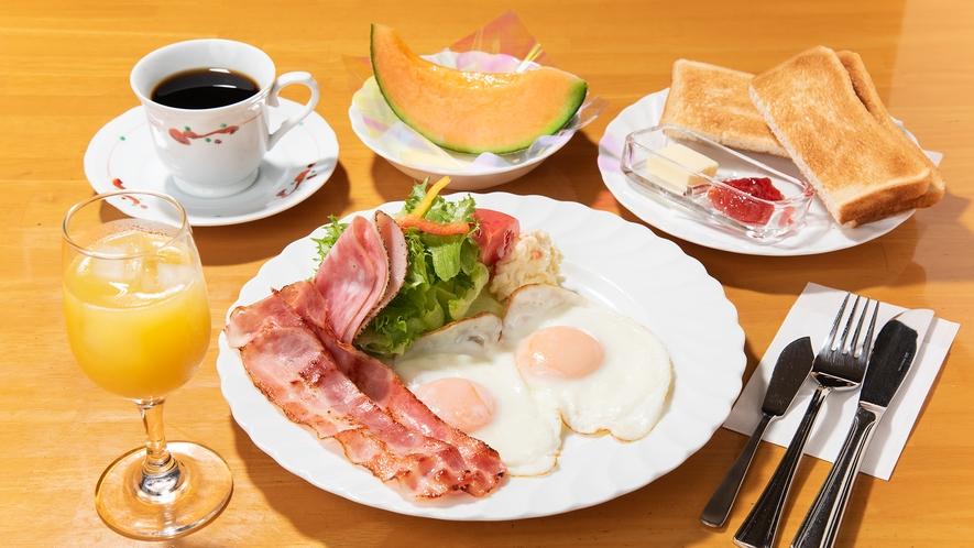 *【朝食/洋食】
