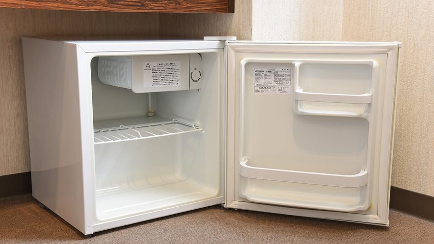 *【客室設備/冷蔵庫】