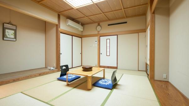 【禁煙】和室10畳(洗面・温水洗浄機能トイレ付)