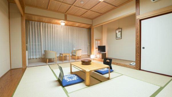 【喫煙】和室10畳(洗面・温水洗浄機能トイレ付)