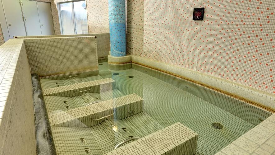 *【バーディゾーン】サウナの後にはやっぱり水風呂!