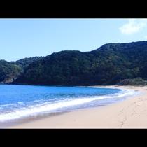 宿からなんと徒歩1分!安木浜海☆