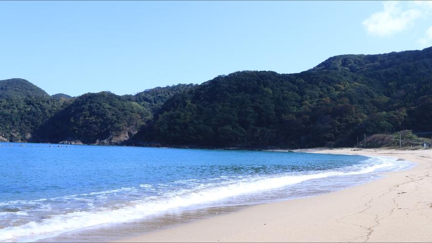 ★宿からなんと徒歩1分!安木浜海☆