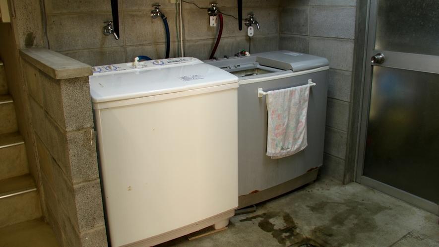 ★☆洗濯機の使用と洗剤は無料☆