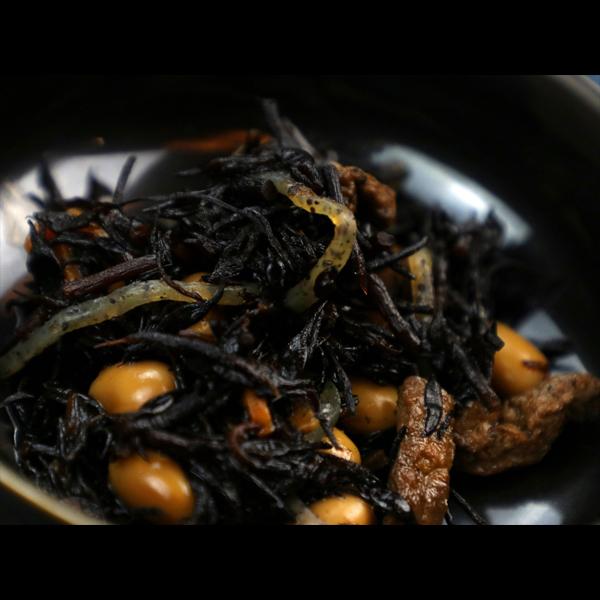 【朝食】健康第一★ひじき煮