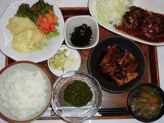 【期間限定】料理5品★A夕定2食付プラン!≪こんな時だから出掛けず夕食部屋食可≫