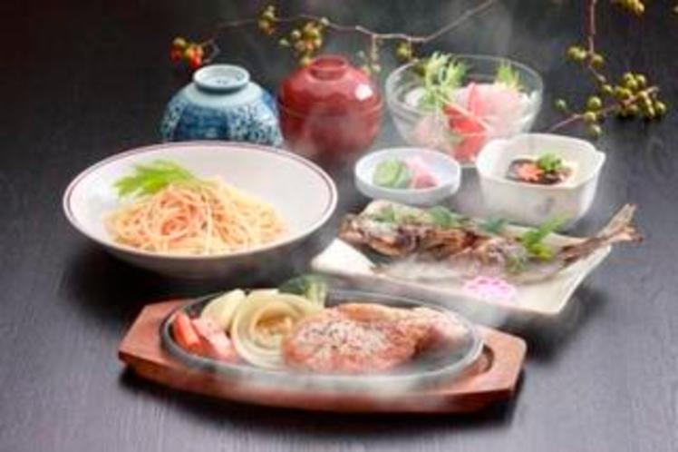 夕食写真例1(豊橋)