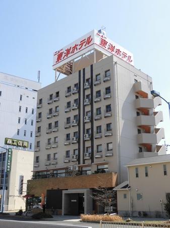 ニュー東洋ホテル1<豊橋駅西口前>