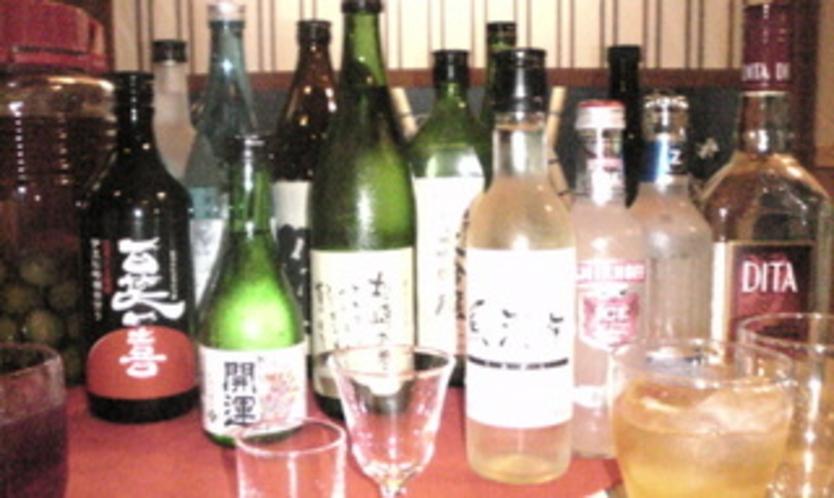 飲み物色々