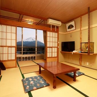 和室 *富士山の眺望が抜群*
