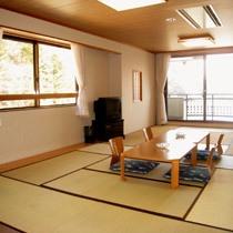 特別和洋室(大) 和室スペース