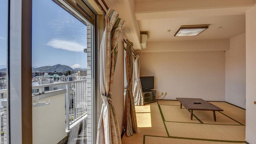 *客室一例/自宅で暮らすように過ごせる、気軽な滞在が魅力です。