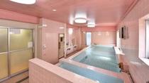 *男性専用大浴場一例/ゆったり広々としたお風呂。ジャグジーでリラックスできます。