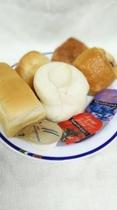 5種のパン