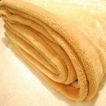 毛布【貸し出し】