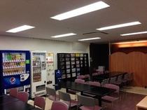 リニューアル朝食会場&リラクゼーションスペース