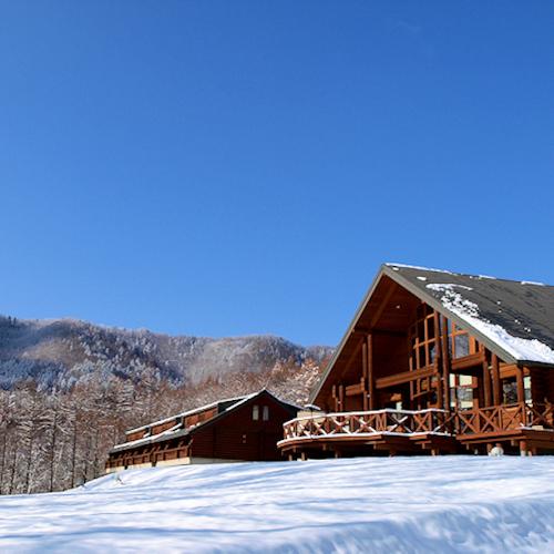 冬のラーチ風景