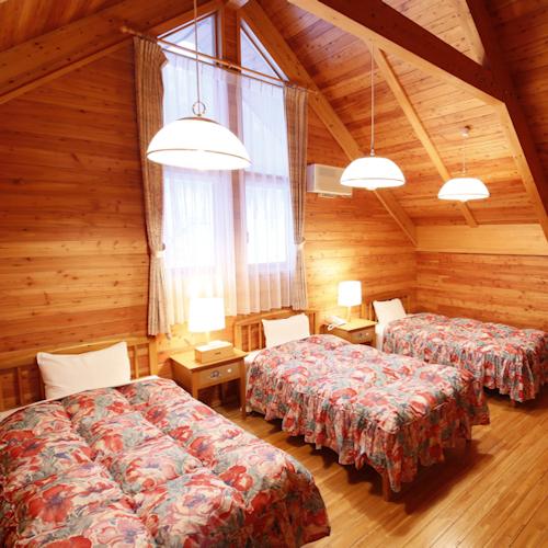 コテージワイド 寝室2階トリプルタイプ