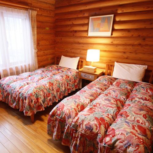 コテージワイド 寝室1階ツインタイプ