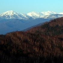 ゼロの山から見た風景