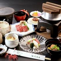 *【凜-rin-】冬のお料理一例です