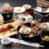 *【煌-kou-】冬のお料理一例です