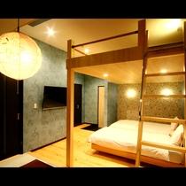aoファミリーロフト 秘密基地のようなお部屋はワクワクがいっぱい