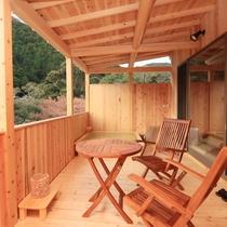 ≪総ひのき露天風呂付客室≫河津の雄大な自然お楽しみください
