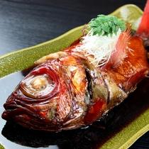 *近海産 金目鯛の煮付け